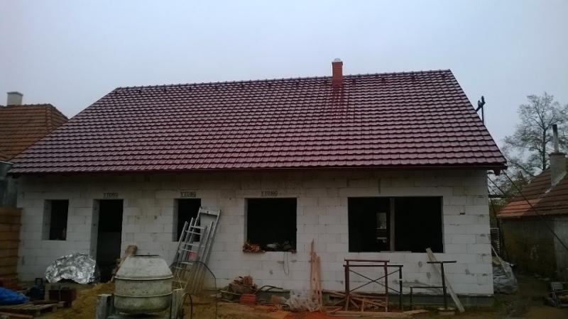 Střecha Znojmo