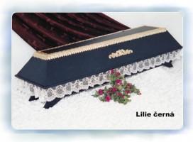 Rakev Lilie černá