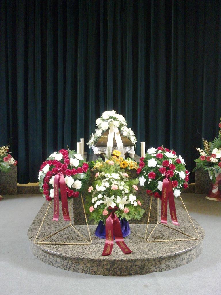 Pohřební ústav pohřební služby kremace Mladá Boleslav Kosmonosy