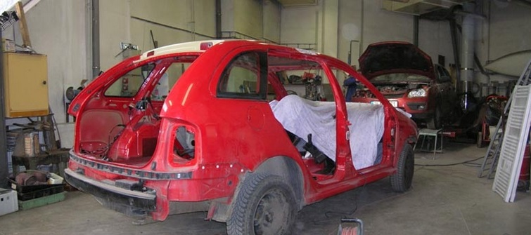 Autoservis Safety car