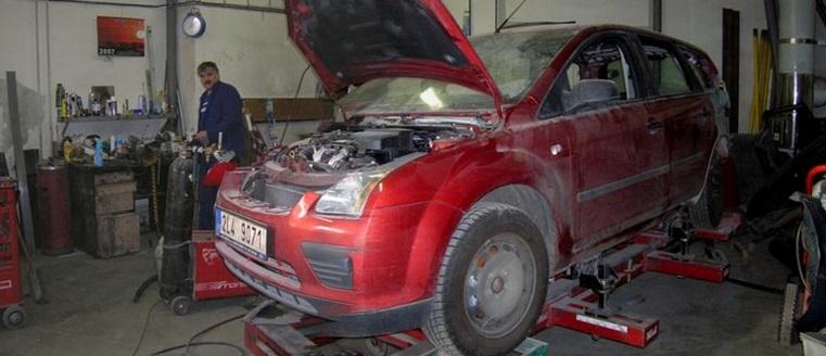 Autolakovna pomůže vylepšit vaše auto