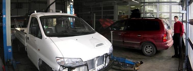 Oprava vozidel u nás se vám vyplatí