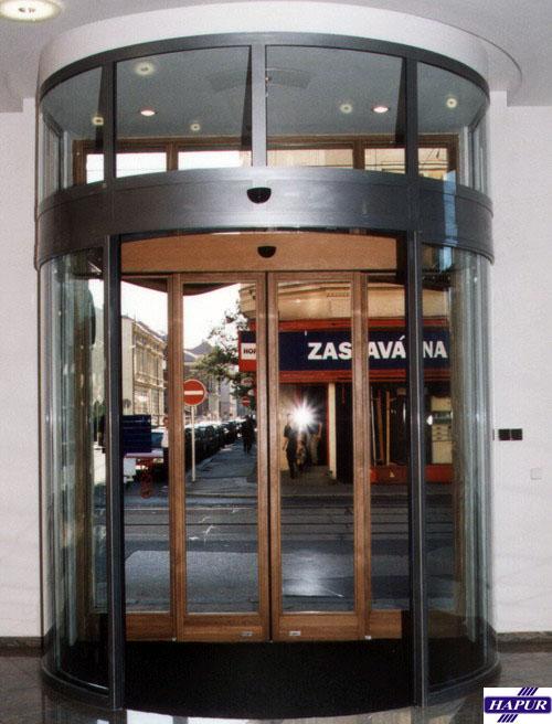 Automatické dveřní systémy