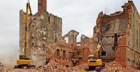 demolice Olomouc
