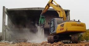 demoliční práce Olomouc