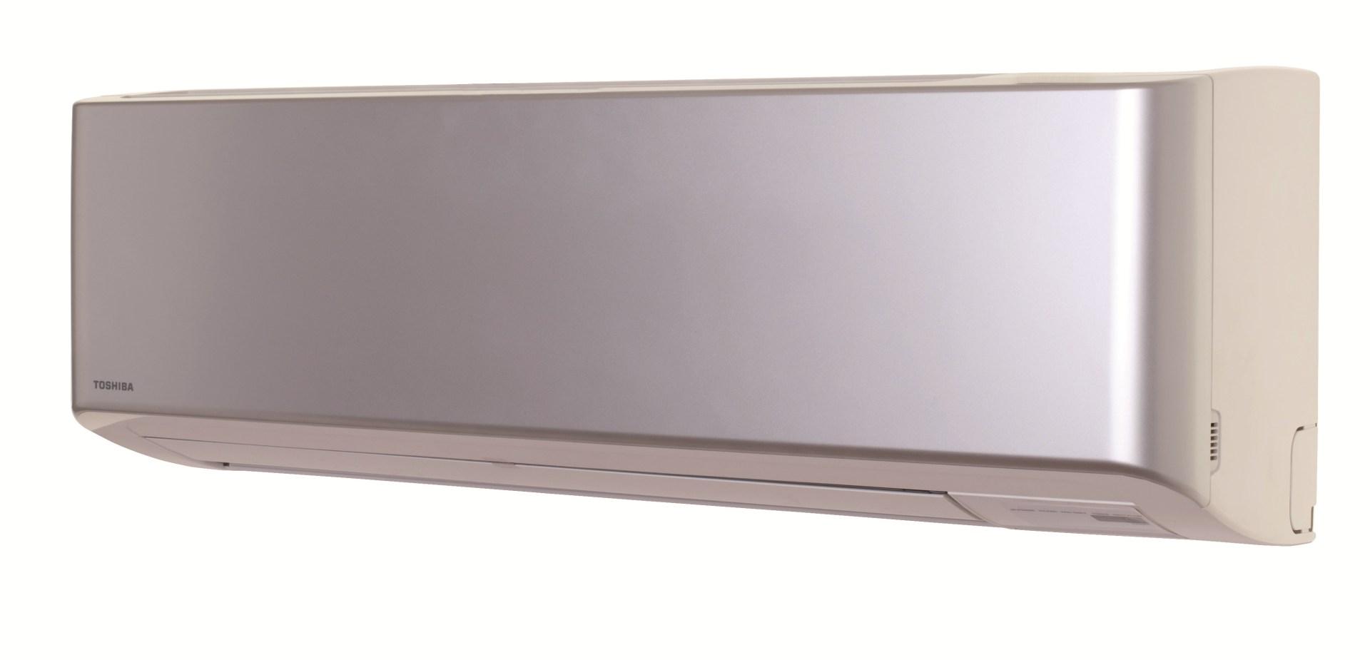 Tichá, úsporná klimatizace Toshiba pro byty, domy, komerční prostory