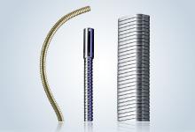 Corrugated, stripwound hose manufacture Opava, the Czech Republic