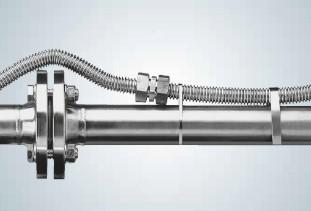 Výroba vlnovcové hadice