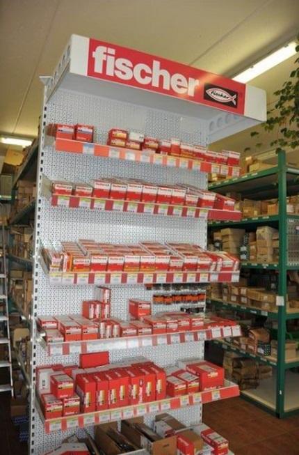 Spojovací materiál pro domácí kutily i velké firmy - Příbram