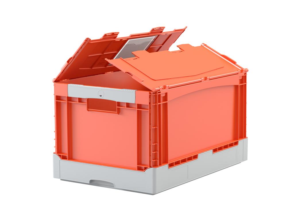 BITOBOX EQ - robustní skládací box