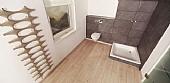 Moderní design plovoucích podlah