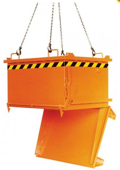 Nabízíme vám jednostranně i oboustranně výklopné kontejnery.