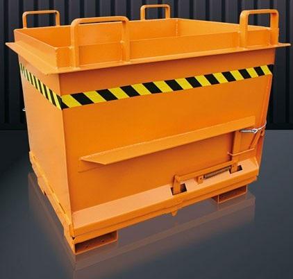 U nás seženete výklopné kontejnery různých objemů a velikostí.