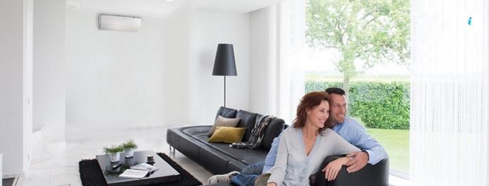 Nabízíme klimatizace do bytu od uznávaných výrobců.