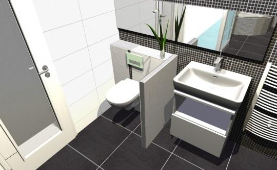 Koupelny přesně podle vašich představ - koupelnové studio Jičín