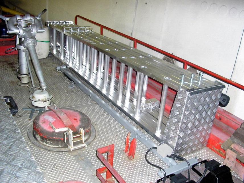 Vybavení pro hasiče ocení profesionálové i amatéři - Jilemnice