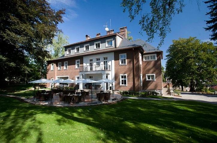 Broumovský hotel Manor House *** nabízí luxusní ubytování