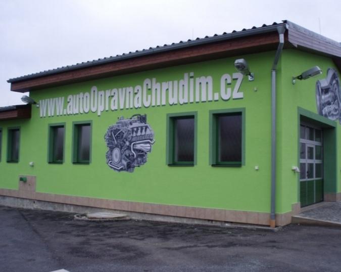 Pneuservis Chrudim je tu pro vás