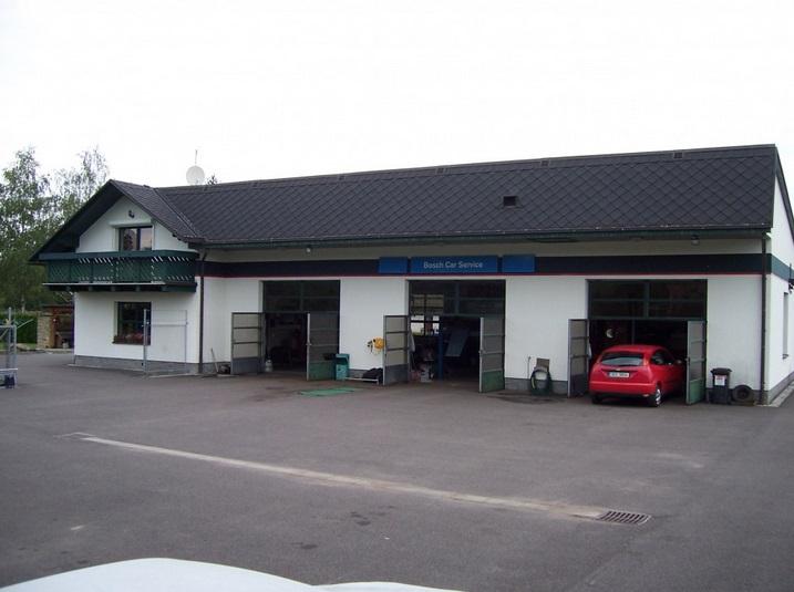 Autoservis okres Žamberk