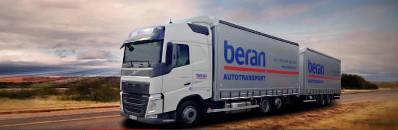 Spolehlivost a rychlost, to vám nabízí naše nákladní autodoprava.