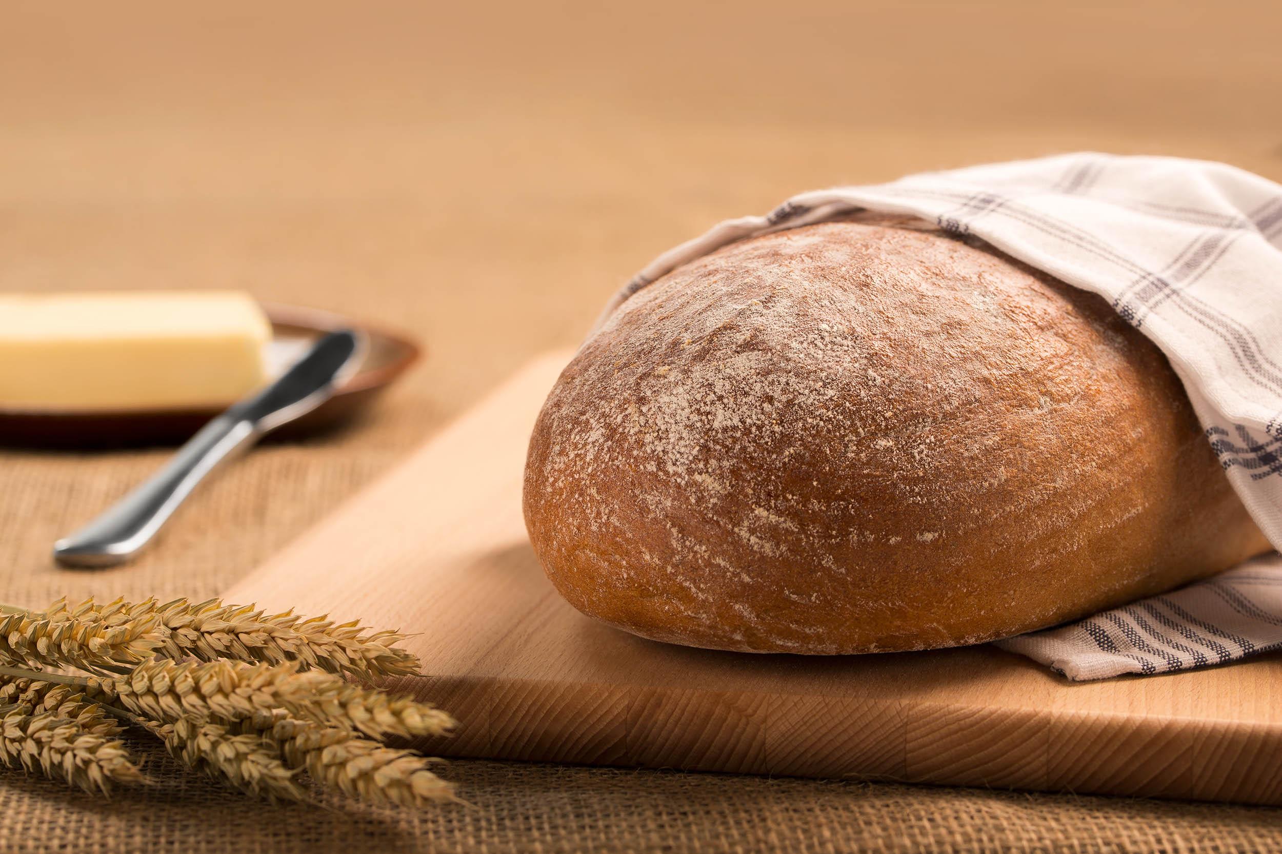 Krumlovský chléb, kváskový chléb, pekárna, tradiční výrobce