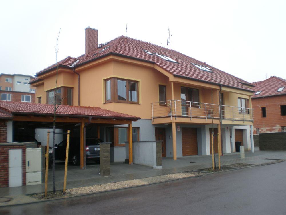 Výstavba rodinných domů Znojmo