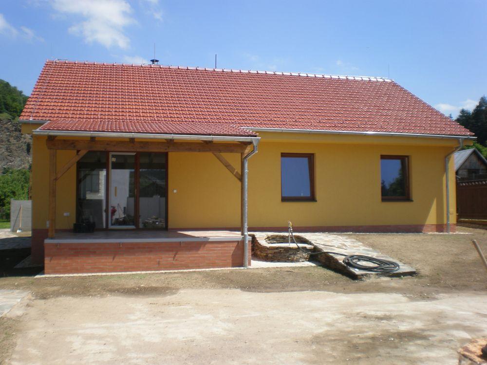 Rekonstrukce rodinných domů Znojmo