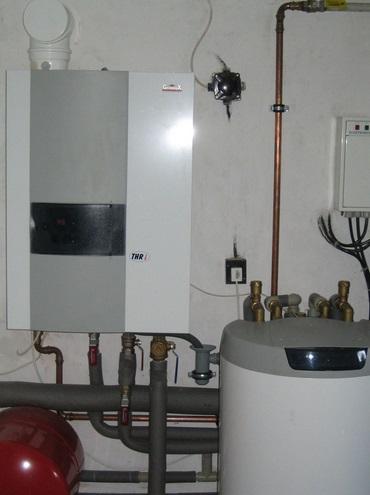 Podlahové topení i instalatérské práce