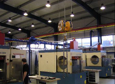 Projekce vzduchotechniky, výroba i montáž