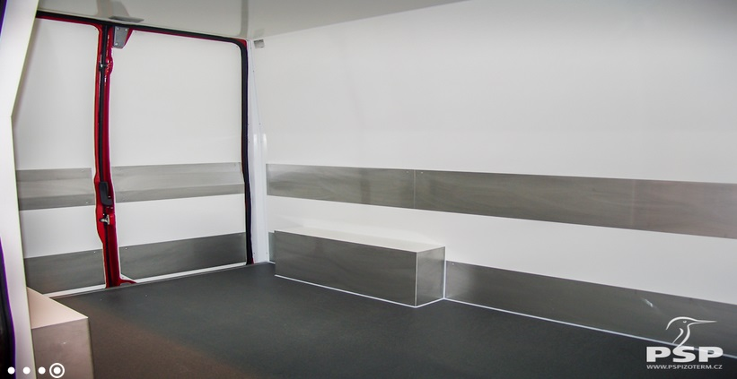 Izolační panely PSP izoterm Vysoké Mýto