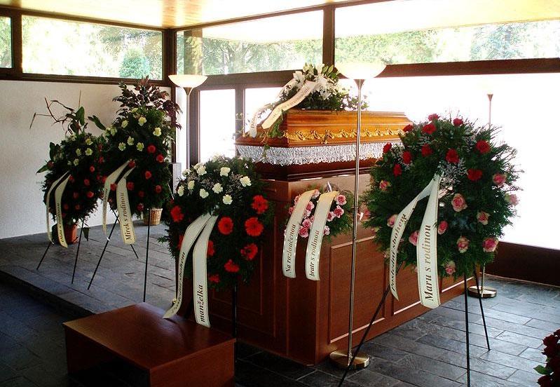 Pohřební služba A+A KASPO vám bude v těžkých chvílích oporou.