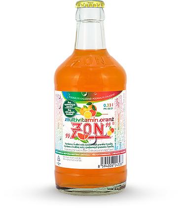 Výroba a distribuce nealkoholických nápojů ZON, sirupy bez konzervantů a umělých barviv