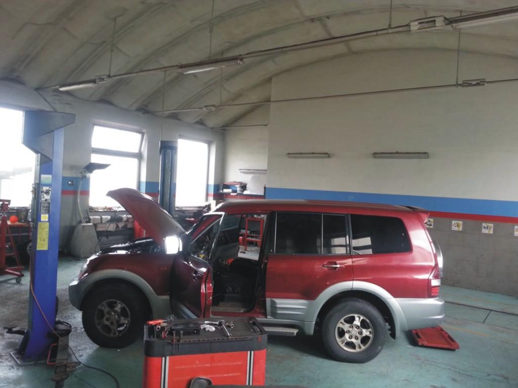 autoservis  - opravy osobních vozidel Přerov