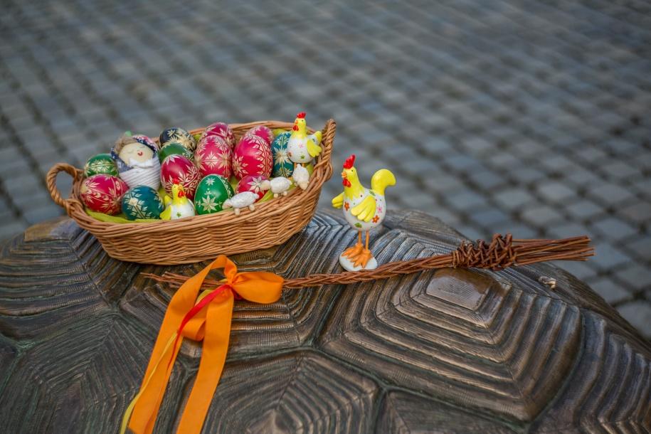 Velikonoce Olomouc - řemeslný a farmářský jarmark