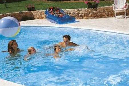 opravy bazénů