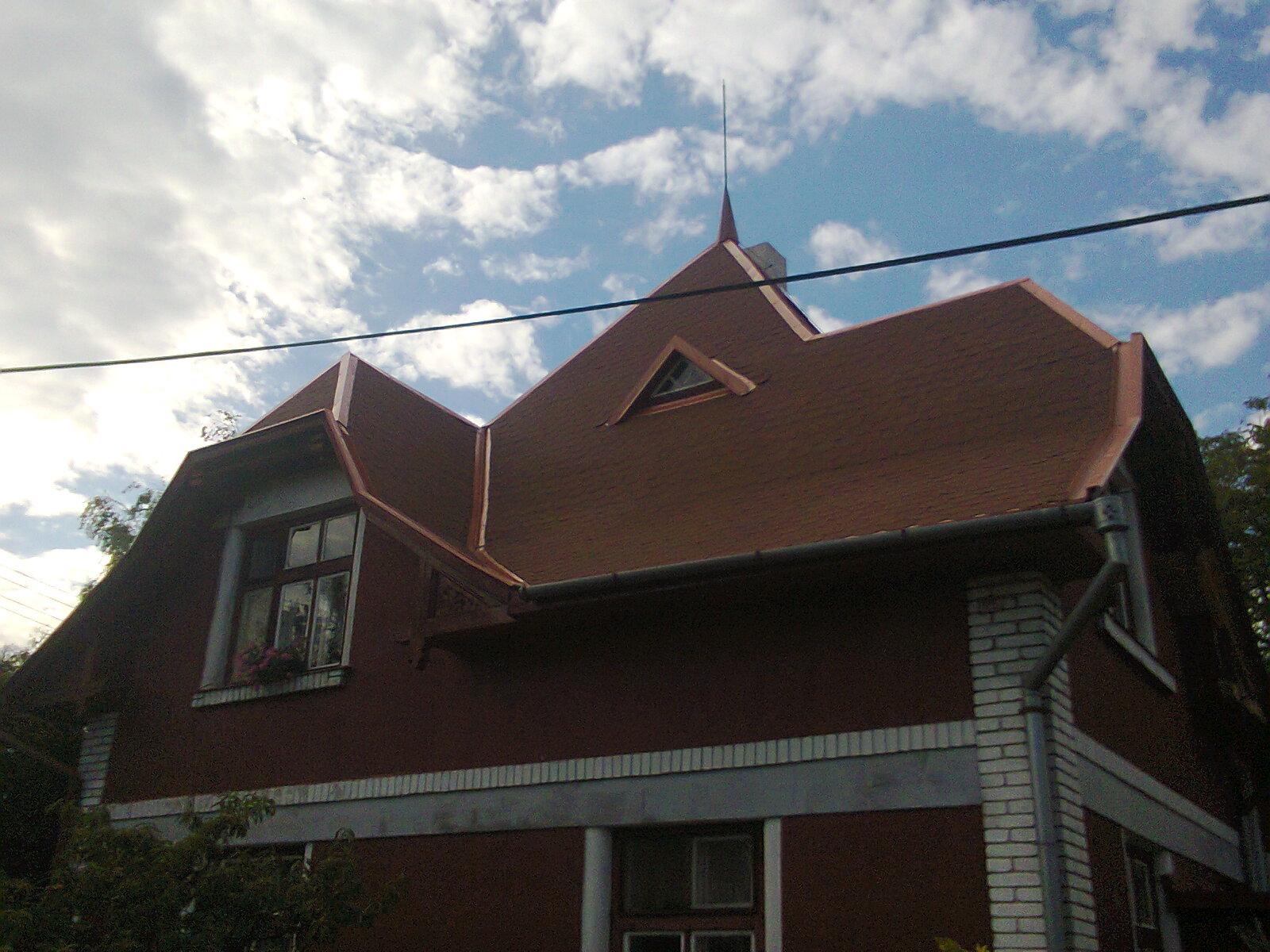 Stavba šikmých, plochých střech Znojmo