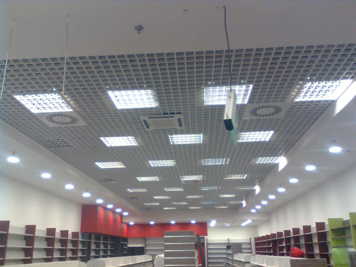 Minerální podhledy, montáž sádrokartonů, sádrokartonové desky, Moravský Krumlov