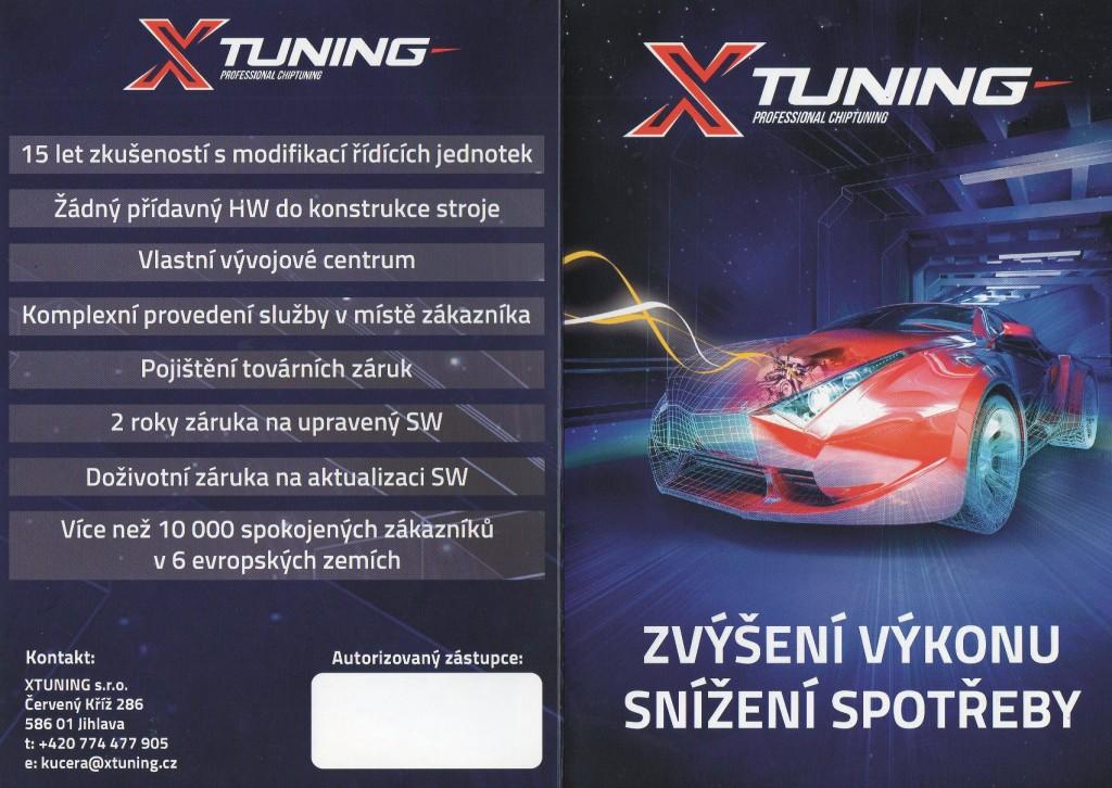 Profesionální chiptuning - zvýšení výkonu, snížení spotřeby automobilů