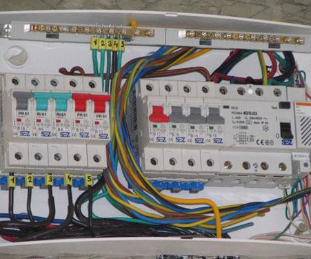 Elektroinstalační práce Znojmo