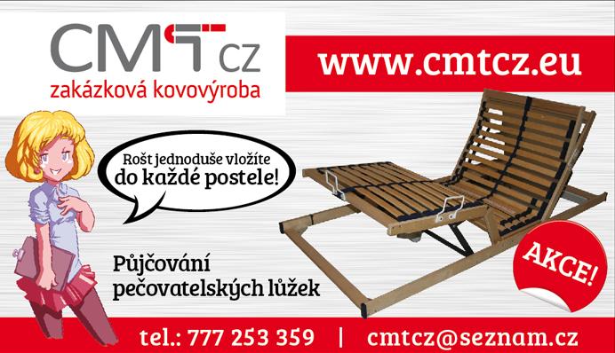 Zakázková výroba motorických polohovacích roštů Brno