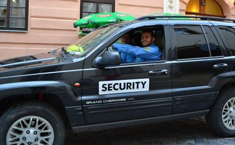 Ochranné služby jižní Morava