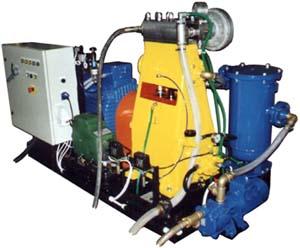 servis čerpadel a čerpacích zařízení Hranice