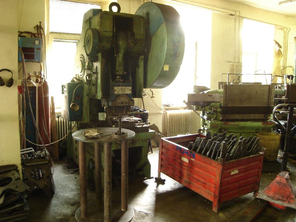 Kovoobrábění, zakázková výroba výpalků z konstrukční oceli | Znojmo
