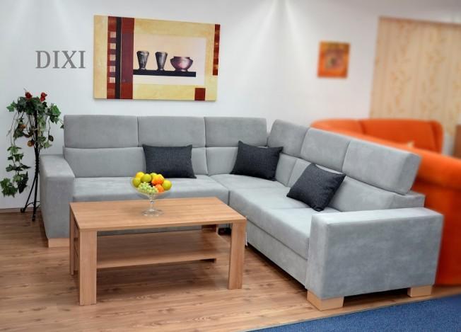 Výprodej nábytku-sedací soupravy, jídelní židle, nábytkové sety