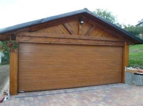 stylová garážová vrata