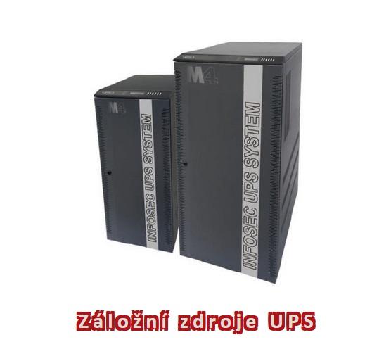 Záložní zdroj UPS