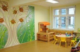 Anglická školka YMCA Praha