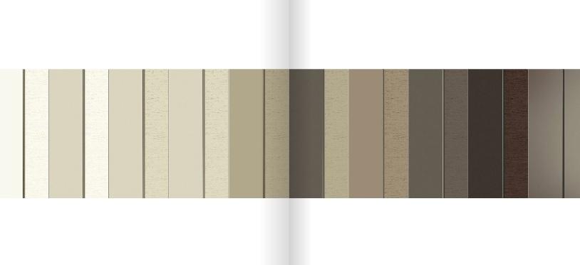 široká škála barev a provedení