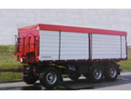 Vnitrostátní a mezinárodní přeprava pro bezpečnou přepravu sypkých materiálů