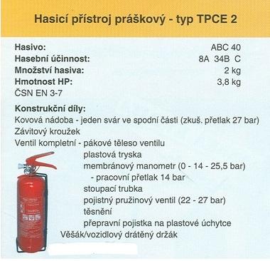 Prodáváme hasicí přístroje pro firmy i rodinné domy.
